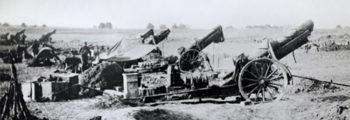 18 luglio – 6 agosto 1918 offensiva della Aisne-Marne